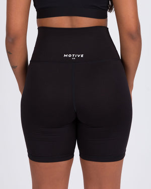 Legging Shorts - Black