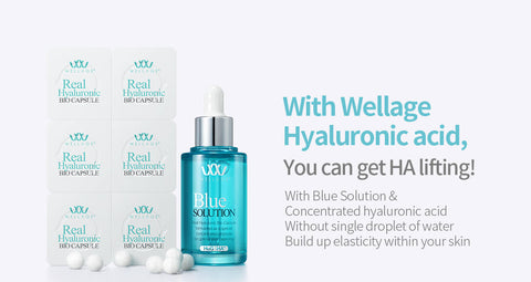 Wellage | Hyaluronic Acid Expert Pack