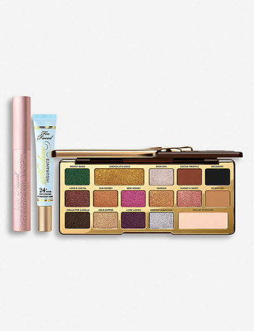 TOO FACED | Sex, Gold & Chocolate Make-Up Collection - Limited Edition
