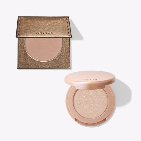 Limited-edition glow girls bronze & highlight duo (Travel Size)