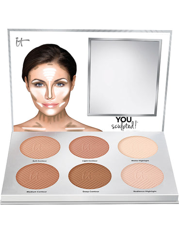 You Sculpted!™ Contouring Palette for Face and Body