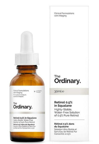 The Ordinary | Retinol 0.5% in Squalane (30ml)