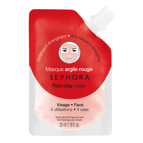 SEPHORA COLLECTION | Clay Mask | Red
