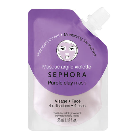 SEPHORA COLLECTION | Clay Mask | Purple