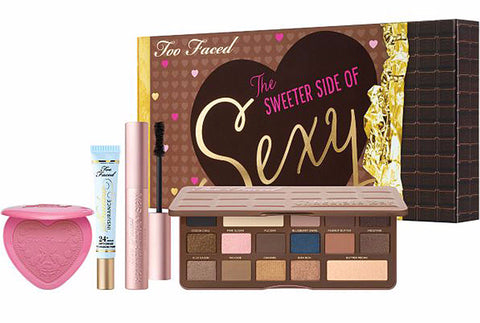 TOO FACED | THE SWEETER SIDE OF SEXY COLLECTION