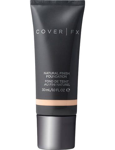 COVER FX Natural Finish Foundation 30ml