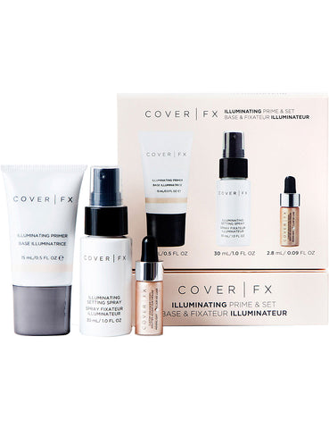 COVER FX - Illuminating Prime & Set