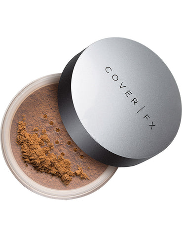 COVER FX Perfect Setting Powder 4g (small) - Dark