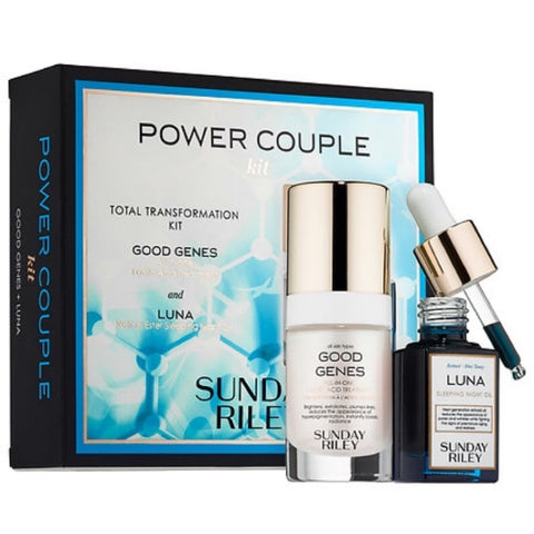 SUNDAY RILEY  | Power Couple Duo: Total Transformation Kit