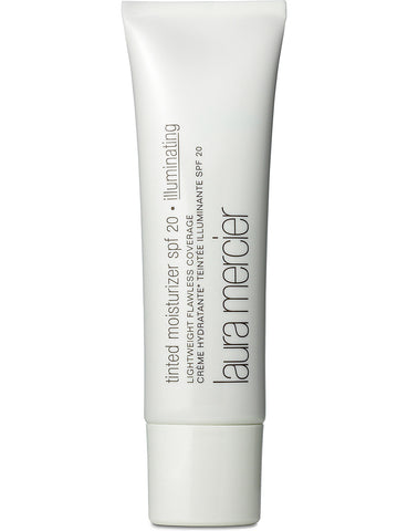 Tinted illuminating Moisturiser SPF 20