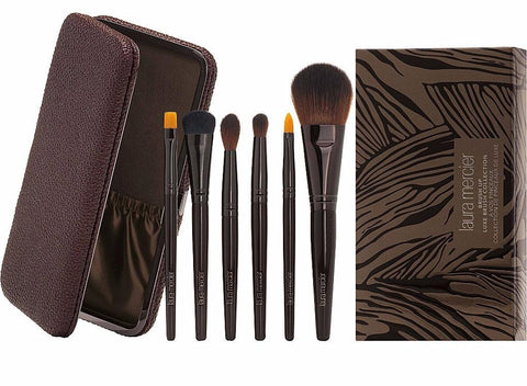 LAURA MERCIER | Brush Up Luxe brush collection