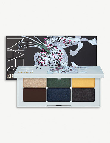 NARS x Erdem Strange Flowers Night Garden Eyeshadow Palette