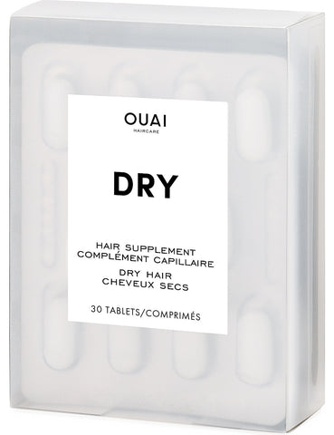OUAI Dry Hair Supplement | 30 capsules