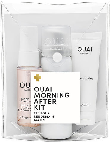 OUAI | Morning After Kit