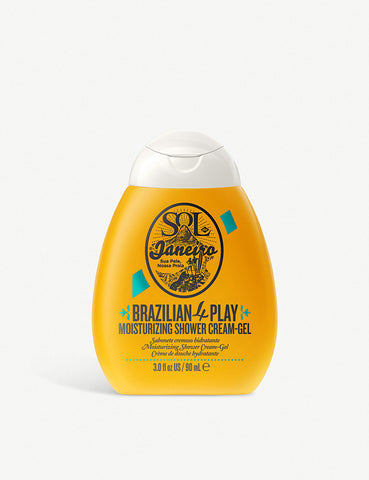 SOL DE JANEIRO | Brazilian 4 Play shower cream-gel travel size 90ml