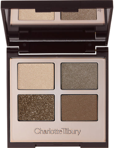 CHARLOTTE TILBURY | Colour-Coded eyeshadow palette | The golden goddess