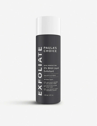 Paula's Choice | Skin Perfecting 2% BHA liquid exfoliant | 118ml