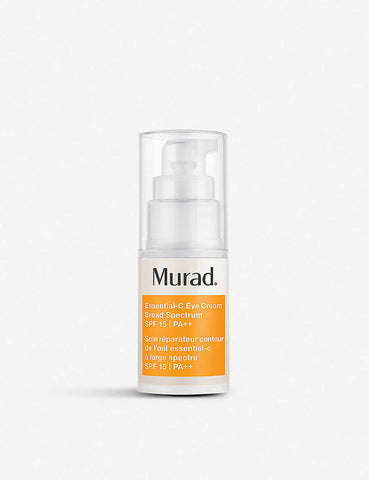 MURAD | Essential-C Eye Cream Broad Spectrum SPF 15 | PA++