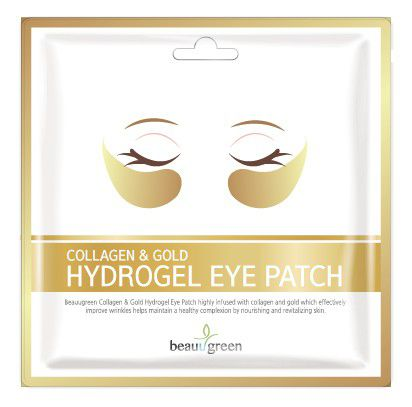 Beauugreen | Anti-Wrinkle Collagen & Hydrogel Eye Patch | 1 Pair