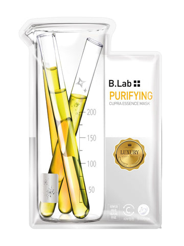 B.LAB |  PURIFYING CUPRA ESSENCE MASK
