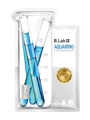 B.LAB | AQUARING CUPRA ESSENCE MASK - PACK OF 5