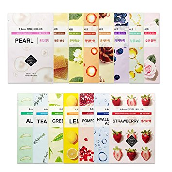 Etude House | Sheet Masks - Pack of 10