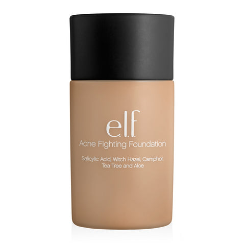 E.L.F Acne Fighting Foundation - Porcelain