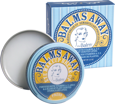 The Balm | Balms Away - makeup remover