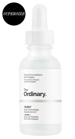 The Ordinary | Buffet 60ml (double the size)