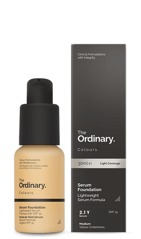 The Ordinary Foundation | Serum