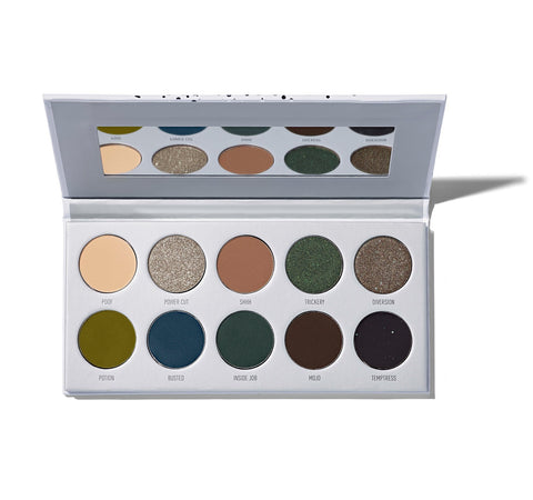 MORPHE | JACLYN HILL - DARK MAGIC EYESHADOW PALETTE