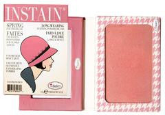 The Balm | INSTAIN® Long-Wearing Powder Staining Blush