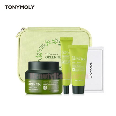 Tony Moly | The Green Tea Chok Chok Hydration Kit