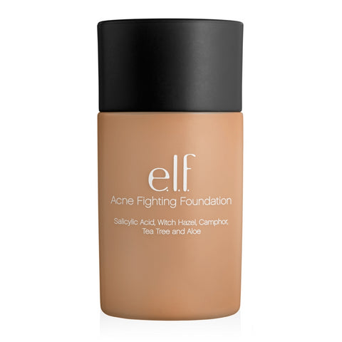 E.L.F Acne Fighting Foundation - Beige