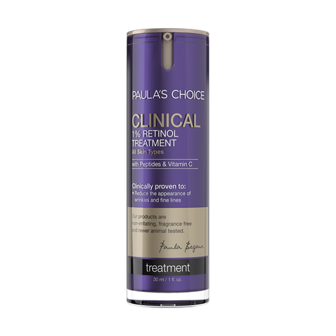 Paula's Choice | CLINICAL 1% Retinol Treatment | 30ml