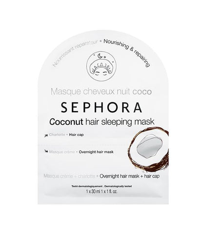 SEPHORA COLLECTION | Hair Sleeping Mask | Coconut
