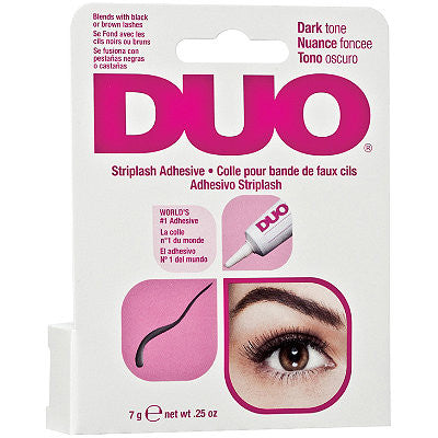 DUO STRIPLASH ADHESIVE | DARK TONE