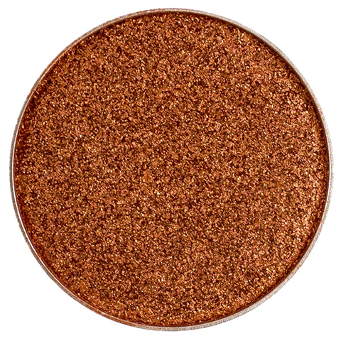 MAKEUP GEEK FOILED EYESHADOW PAN - FLAME THROWER