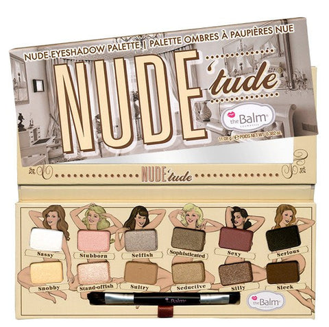 The Balm | Tude- Nude Eyeshadow Palette