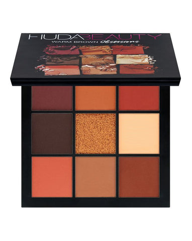 HUDA BEAUTY | Warm Brown Obsessions Palette