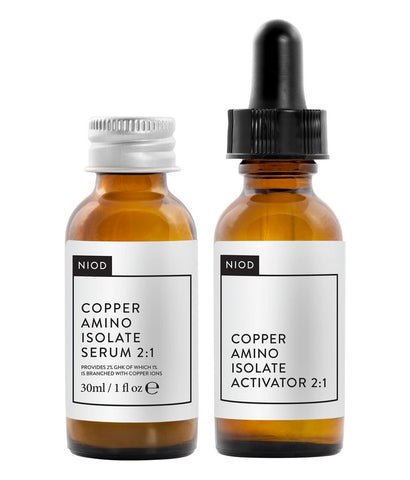 NIOD | COPPER AMINO ISOLATE SERUM 2:1 (15ml)