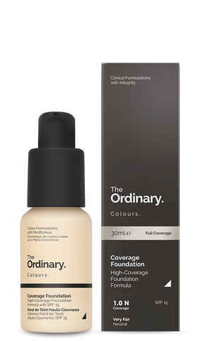 The Ordinary Foundation | High Coverage