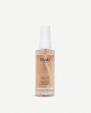 OUAI | Rose Hair & Body Oil - travel size 45ml