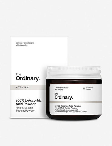 The Ordinary | 100% L-Ascorbic acid powder 20g
