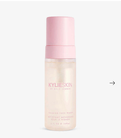 KYLIE SKIN | FOAMING FACE WASH