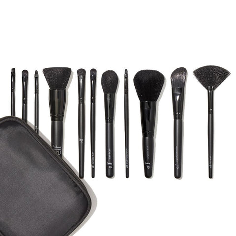 E.L.F | 11 PIECE BRUSH COLLECTION