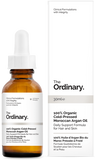 The Ordinary |  100% Organic Cold-Pressed Moroccan Argan Oil (30ml)