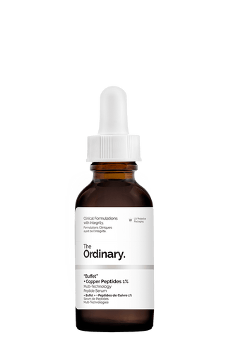 "The Ordinary | ""buffet"" + copper peptides 1% (30ml)"