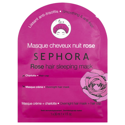 SEPHORA COLLECTION | Hair Sleeping Mask | Rose