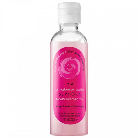 SEPHORA COLLECTION |  Micellar Cleansing Milk | Rose 100ml